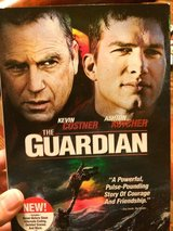 The guardian dvd in Houston, Texas