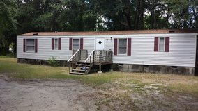 2BR/2 BA Mobile Home Completely Remodeled last year in Beaufort, South Carolina