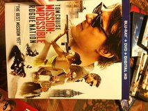 Mission impossible blue ray in Houston, Texas