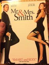 Mr. And Mrs. Smith dvd in Houston, Texas