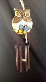 Owl  Wind Chime (T=40/3) in Fort Campbell, Kentucky