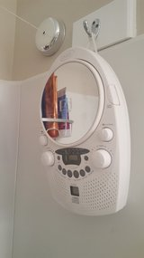 Shower Radio CD player in Chicago, Illinois