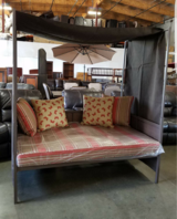 Brand New Outdoor Patio Canopy Bed/Day Lounger in Vacaville, California