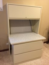 File Cabinet with work station in Bolingbrook, Illinois