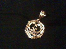 Gucci - 14Kt Gold - Diamond Cut - Medallion in Heidelberg, GE