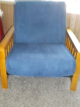 BLUE SIDE CHAIR in Alamogordo, New Mexico