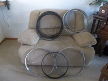 "VARIETY OF BASS DRUM HOOPS / RIMS (20"" & 22"")! in Morris, Illinois"