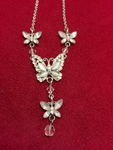 Butterfly Necklace in Okinawa, Japan