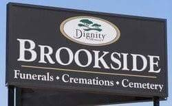 Brookside Burial Plot in Houston, Texas