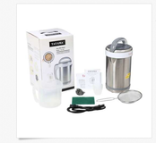 NEW Tayama Stainless Steel Soy Milk Maker in Plainfield, Illinois