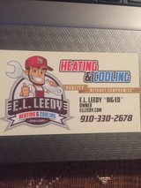 Heat and AC  Repair in Camp Lejeune, North Carolina