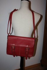 Red Satchel Purse (new) in Ramstein, Germany