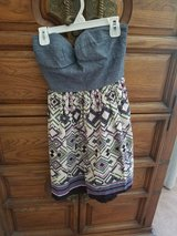 Juniors strapless dress size small in Naperville, Illinois