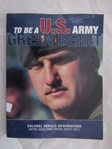 To be a US ARMY Green Beret by col. Schumacher in Fort Campbell, Kentucky