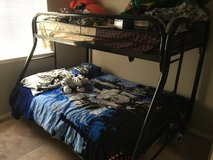 bunkbed in Fort Bliss, Texas