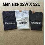 Men jeans size 32x32. in Spring, Texas