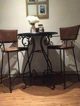 High Top Table, 2 Chairs in MacDill AFB, FL
