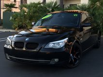 BMW 535i Twin Turbo in Oceanside, California