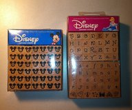 Stampin Up Disney Alpha-numeric Stamps -New in Batavia, Illinois