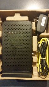 NetGear N300 WiFi Cable Modem Router in Camp Lejeune, North Carolina