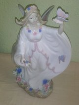 Porcelain Collectible  Angel in Fort Bliss, Texas
