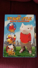 Stuart Little DVD Movie Collection in Ramstein, Germany