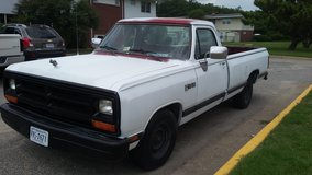 1989 D100 *does not run* in Virginia Beach, Virginia