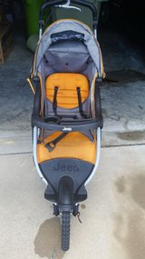 Jeep jogging stroller in Columbia, South Carolina