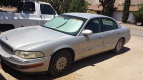 97 Buick Park Ave in Yucca Valley, California