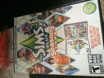 Sims 3 Seasons in Fort Campbell, Kentucky