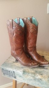 Womens 10 Corral Boots in Yucca Valley, California