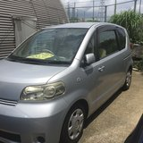 Sales 2006 Toyota Porte 2 years inspections in Okinawa, Japan