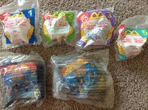 Mulan Happy Meal Toys in Lockport, Illinois