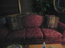 MINT CONDITION SOFA AND MATCHING CHAIR in Cleveland, Ohio