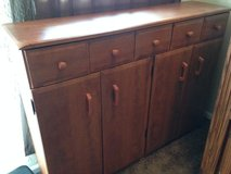 Large dvd cabinet in Fort Campbell, Kentucky