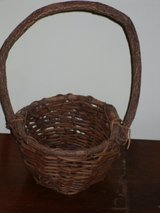 sm. twig basket in Chicago, Illinois