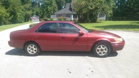 Toyota Camry Car 1997 great condition in Camp Lejeune, North Carolina