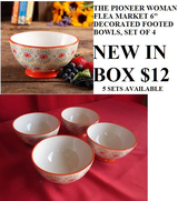 NEW PIONEER WOMAN DISH SETS in Sugar Land, Texas