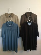 XL mens polo shirts in Fort Bliss, Texas