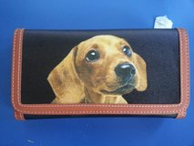 Brand New Dog Lover Wallet -8 in Naperville, Illinois