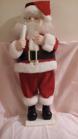 Animated Motionette Santa in Plainfield, Illinois