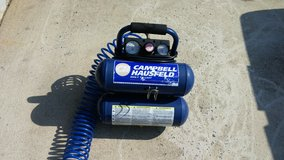 Campsfield Hauser 2.5G Air Compressor in Warner Robins, Georgia