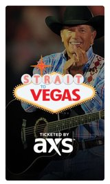SOLD OUT George Strait tickets in Vegas! in Conroe, Texas
