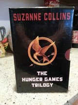The. Hunger Games Triology  by:Suzanne Collins in Lockport, Illinois