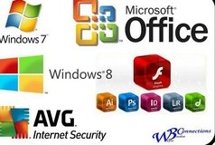 Windows and Mac Software. You name it, I got it. I'll install as well in Savannah, Georgia