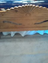 Handcrafted Southwestern bed in Alamogordo, New Mexico