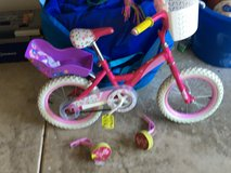 Girls Lalaloopsy Bike with Training Wheels in Elgin, Illinois