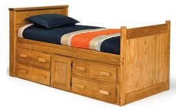 childrens captain bed (Twin size) in Fort Drum, New York
