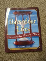 30th Anniversary Days of Our Lives Collector's Book in Bolingbrook, Illinois