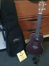 Lanikai LU-21C Concert Ukulele Bundle with Gig Bag, Clip-On Tuner, Stand, ETC!!! in San Clemente, California
